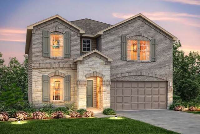 1405 Cliffbrake Way, Georgetown, TX 78626 (#1617262) :: The Perry Henderson Group at Berkshire Hathaway Texas Realty