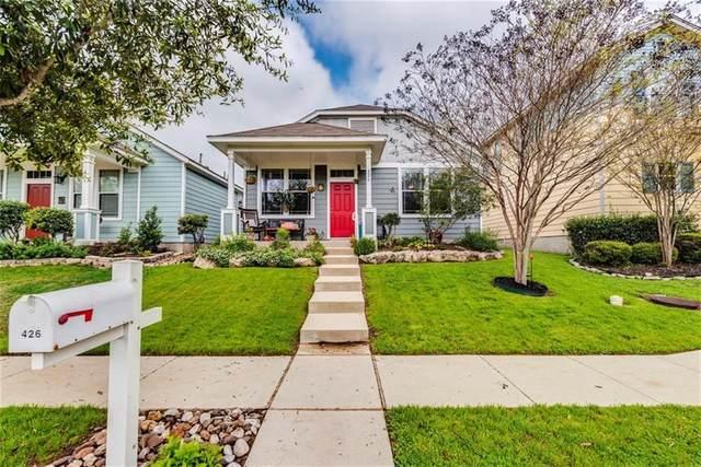 426 Mcgarity, Kyle, TX 78640 (#1619960) :: Papasan Real Estate Team @ Keller Williams Realty