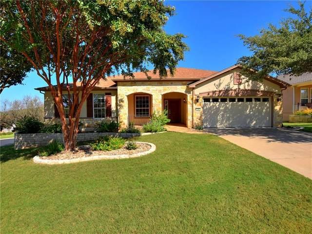 201 Mustang Island Trl, Georgetown, TX 78633 (#1620021) :: Papasan Real Estate Team @ Keller Williams Realty
