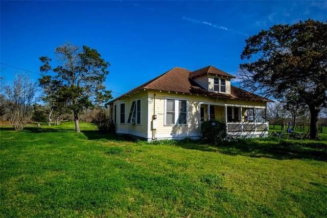 141 Grassyville Rd, Paige, TX 78659 (MLS #1620177) :: Vista Real Estate