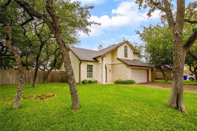 1103 Elmwood Trl, Cedar Park, TX 78613 (#1621005) :: The Perry Henderson Group at Berkshire Hathaway Texas Realty