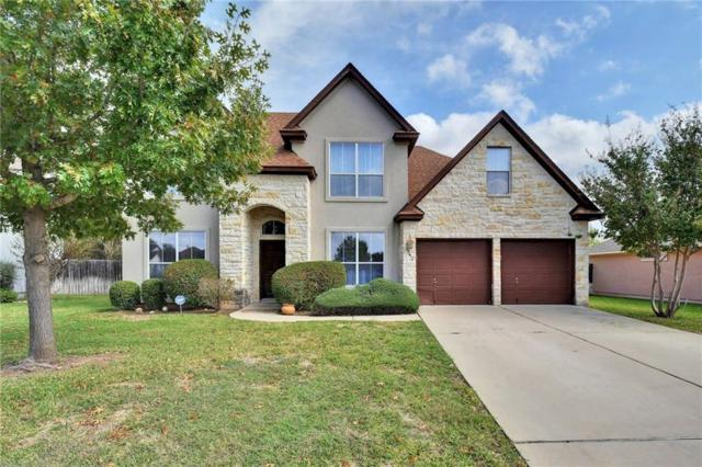 30412 Tiger Woods Dr, Georgetown, TX 78628 (#1621453) :: Ana Luxury Homes