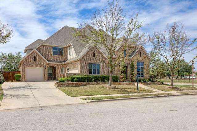 1801 Western Justice, Leander, TX 78641 (MLS #1621651) :: Vista Real Estate