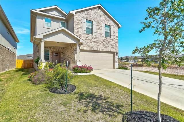 508 Otto Ave, Georgetown, TX 78626 (#1621831) :: Papasan Real Estate Team @ Keller Williams Realty