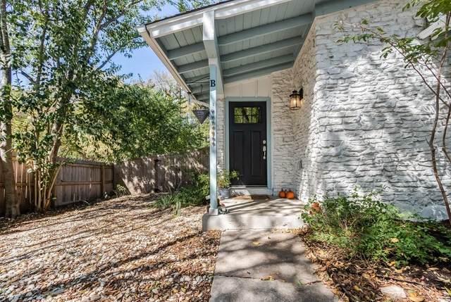 5704 Gloucester Ln B, Austin, TX 78723 (#1622246) :: The Heyl Group at Keller Williams