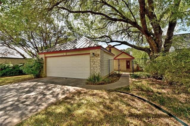 318 Sailmaster St, Lakeway, TX 78734 (#1622625) :: Green City Realty