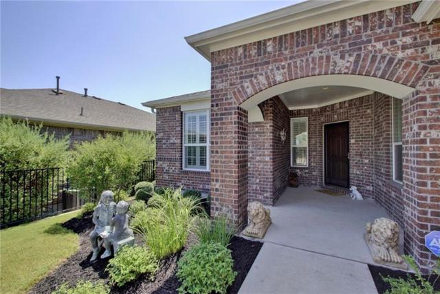 320 Bartlett Peak Dr, Georgetown, TX 78633 (#1624126) :: The Gregory Group