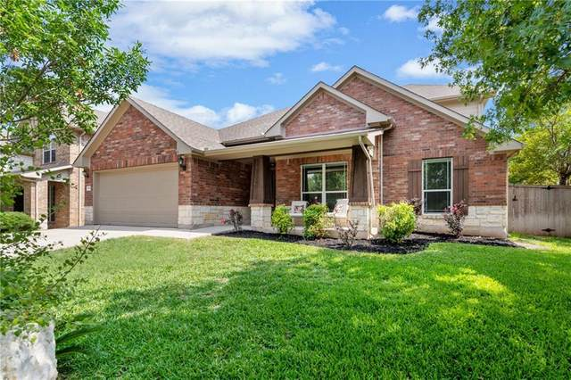 1608 Lions Den, Leander, TX 78641 (#1625104) :: Front Real Estate Co.