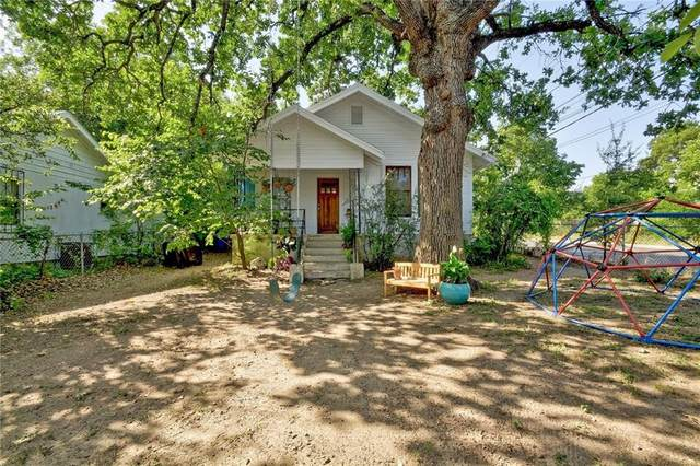 2401 Bryan St, Austin, TX 78702 (#1625276) :: Service First Real Estate