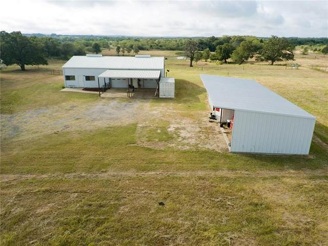 183 Duck Pond Rd, Mcdade, TX 78650 (#1625705) :: Papasan Real Estate Team @ Keller Williams Realty