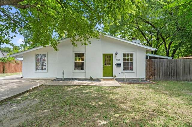 1228 Broadmoor Dr, Austin, TX 78723 (MLS #1627342) :: Vista Real Estate