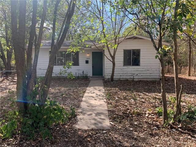 1204 Catalpa St, Bastrop, TX 78602 (MLS #1627430) :: Brautigan Realty