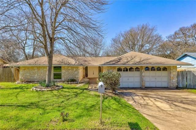 2409 Orleans Dr, Cedar Park, TX 78613 (#1628133) :: 12 Points Group