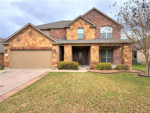 1412 Rowan Dr, Georgetown, TX 78628 (#1629156) :: The Heyl Group at Keller Williams
