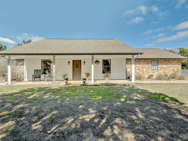 10927 W Cave Blvd, Dripping Springs, TX 78620 (#1629581) :: The Heyl Group at Keller Williams