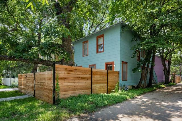4302 Avenue G B, Austin, TX 78751 (#1630561) :: The Perry Henderson Group at Berkshire Hathaway Texas Realty