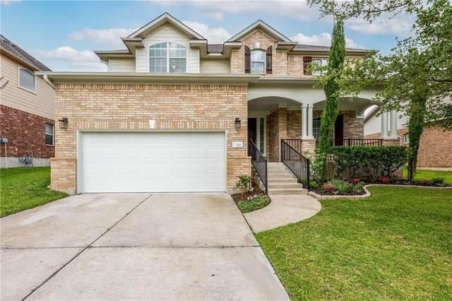 716 Rosemount Dr, Round Rock, TX 78665 (#1630783) :: Papasan Real Estate Team @ Keller Williams Realty
