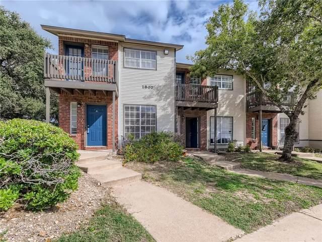 1807 River Crossing Cir A, Austin, TX 78741 (#1631719) :: Resident Realty