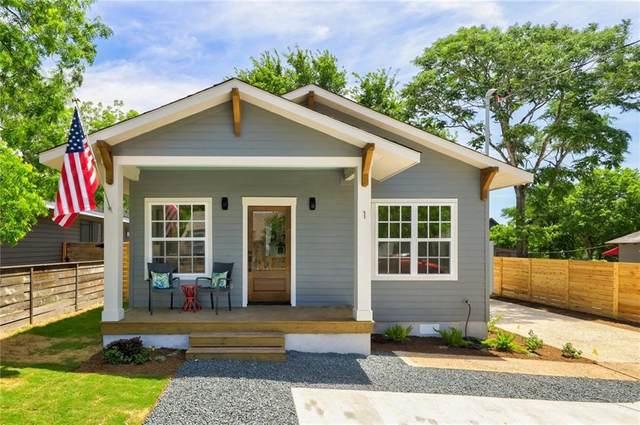 1711 Deloney St #1, Austin, TX 78721 (#1632184) :: Papasan Real Estate Team @ Keller Williams Realty