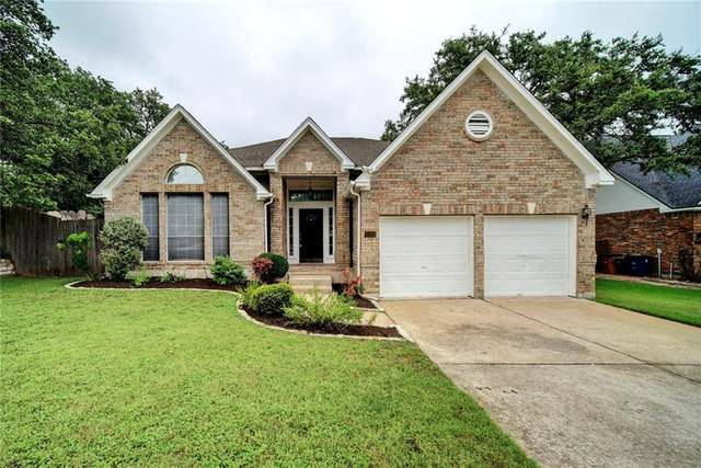 8324 Pommel Dr, Austin, TX 78759 (#1632305) :: Papasan Real Estate Team @ Keller Williams Realty