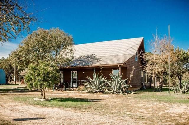 405 Owl Hollow Rd, San Marcos, TX 78666 (#1632623) :: Papasan Real Estate Team @ Keller Williams Realty