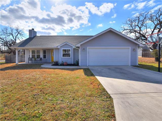 338 E Sweetbriar Dr, Granite Shoals, TX 78654 (#1633197) :: The Perry Henderson Group at Berkshire Hathaway Texas Realty