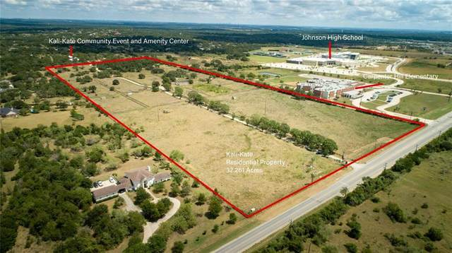 4550 Fm 967, Buda, TX 78610 (#1633370) :: The Summers Group