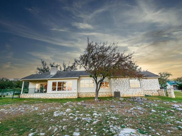205 Out Yonder, Horseshoe Bay, TX 78657 (MLS #1633849) :: Vista Real Estate