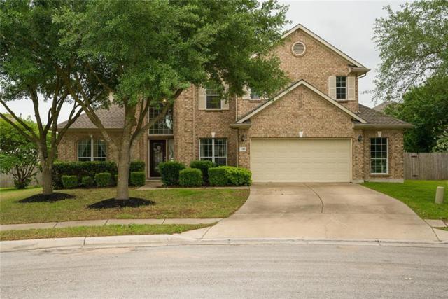 2313 Haig Point Cv, Pflugerville, TX 78660 (#1634365) :: Papasan Real Estate Team @ Keller Williams Realty
