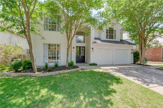 4809 Whispering Valley Dr, Austin, TX 78727 (#1637231) :: The Heyl Group at Keller Williams