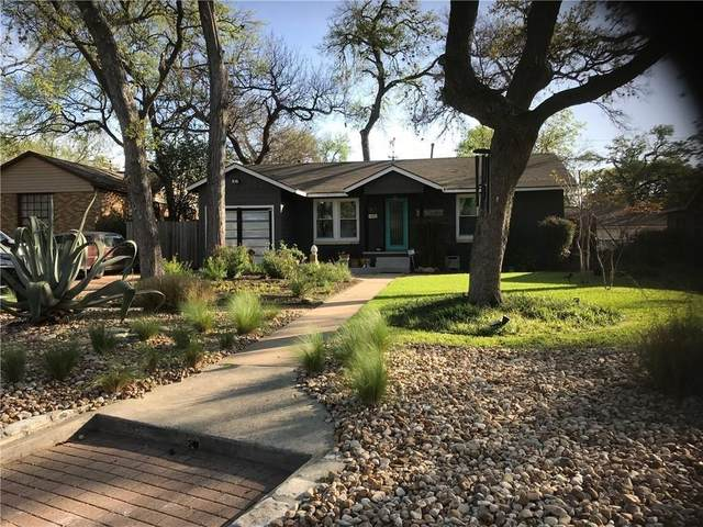 1308 Fairwood Rd, Austin, TX 78722 (#1637293) :: The Perry Henderson Group at Berkshire Hathaway Texas Realty