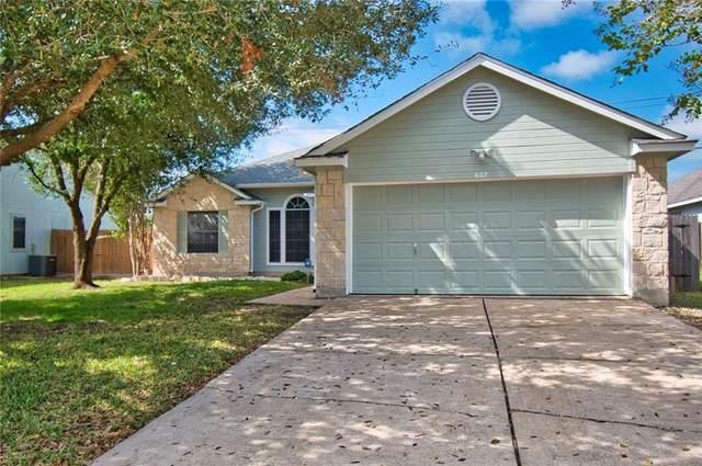 407 Willowbrook Dr, Hutto, TX 78634 (MLS #1637565) :: Vista Real Estate