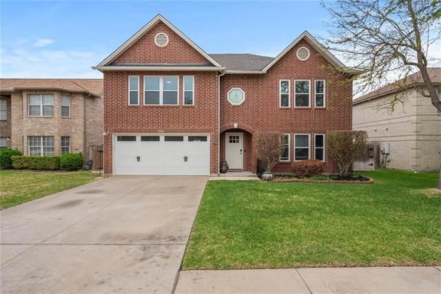 1516 Bald Cypress Cv, Cedar Park, TX 78613 (#1638884) :: Azuri Group | All City Real Estate