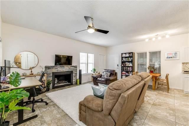 3115 Tom Green St #202, Austin, TX 78705 (#1640279) :: Papasan Real Estate Team @ Keller Williams Realty