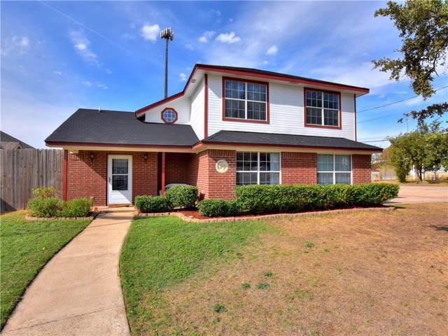 311 College Ave, Florence, TX 76527 (#1640347) :: Watters International