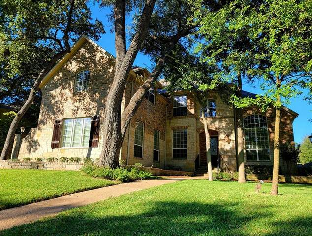 1321 Pine Forest Cir, Round Rock, TX 78665 (#1641039) :: The Perry Henderson Group at Berkshire Hathaway Texas Realty