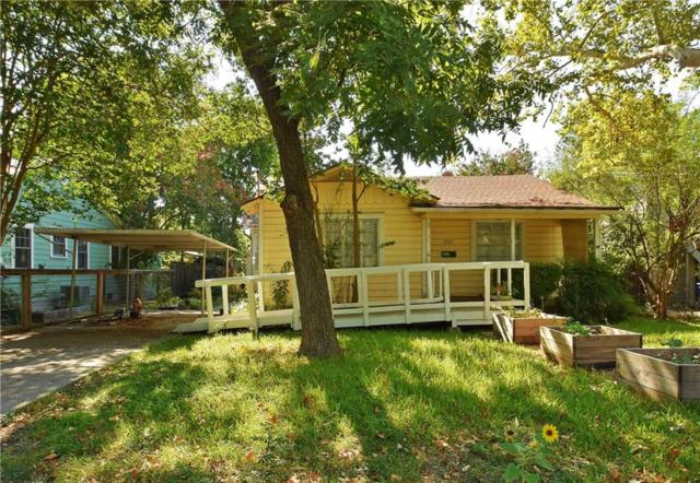 3507 Werner Ave, Austin, TX 78722 (#1641336) :: Austin Portfolio Real Estate - The Bucher Group