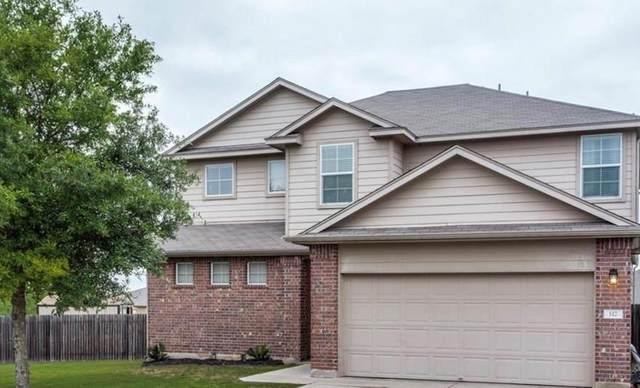 117 Lavaca Loop, Hutto, TX 78634 (#1641680) :: Zina & Co. Real Estate