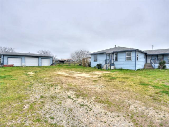 775 County Road 404, Taylor, TX 76574 (#1643050) :: 12 Points Group