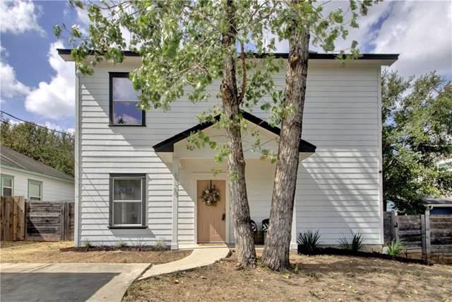 1728 Bunche Rd, Austin, TX 78721 (#1645222) :: Ana Luxury Homes