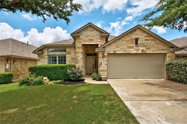 541 Middle Creek Dr, Buda, TX 78610 (#1647144) :: Papasan Real Estate Team @ Keller Williams Realty