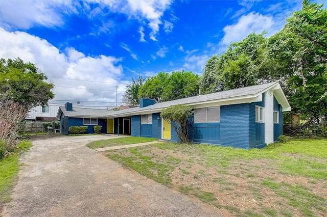2203 Ventura Dr, Austin, TX 78741 (#1649361) :: Papasan Real Estate Team @ Keller Williams Realty