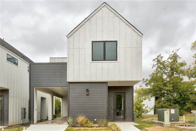 3807 E 51st St #5, Austin, TX 78723 (#1651801) :: Papasan Real Estate Team @ Keller Williams Realty