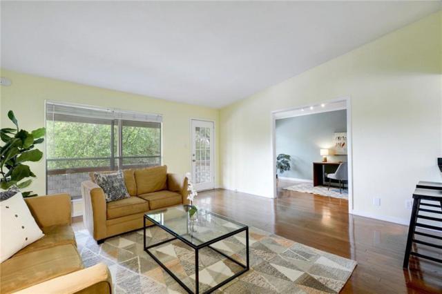 1101 Hollow Creek Dr #2201, Austin, TX 78704 (#1652357) :: Lauren McCoy with David Brodsky Properties