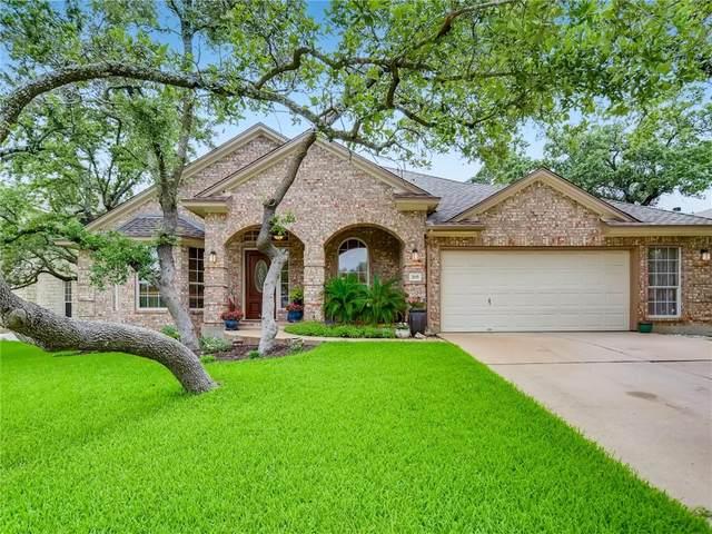 205 Colby Ln, Cedar Park, TX 78613 (#1652487) :: Ben Kinney Real Estate Team