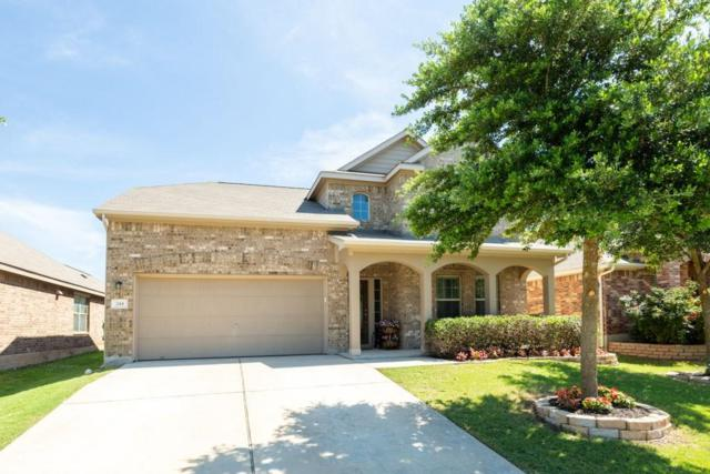 244 Drystone Trl, Liberty Hill, TX 78642 (#1653203) :: 12 Points Group
