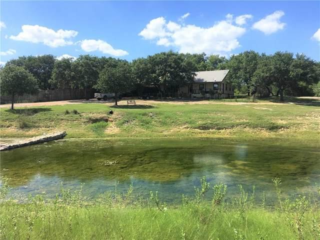 7497 Miller Creek Loop, Johnson City, TX 78636 (MLS #1654040) :: Brautigan Realty
