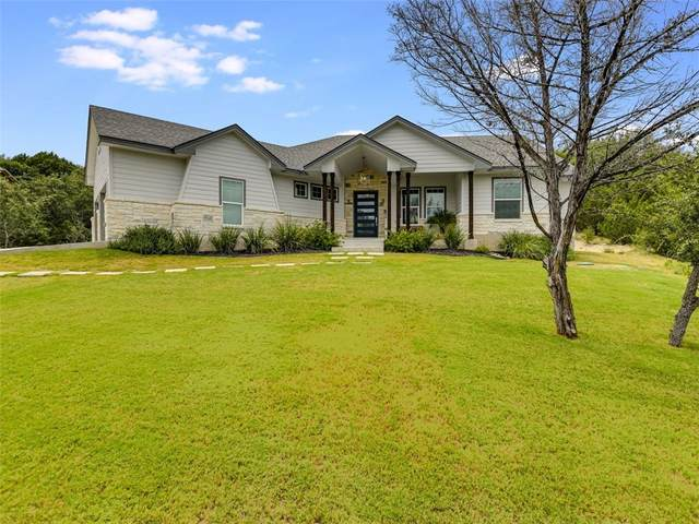 706 Stow Dr, Spicewood, TX 78669 (#1654469) :: Watters International