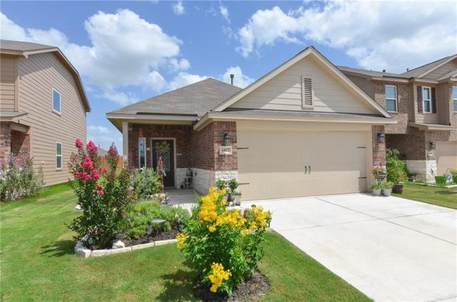 1477 Treeta Trl, Kyle, TX 78640 (#1655532) :: The ZinaSells Group