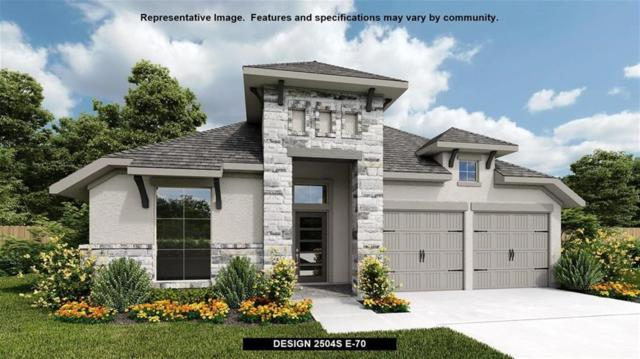 516 Saturnia Cv, Georgetown, TX 78628 (#1656941) :: 12 Points Group